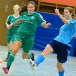 Hallenkreismeisterschaft Damen Vorrunde in Eslohe