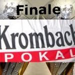 Die Krombacher-Pokal Halfinaltermine stehen fest.