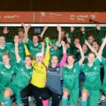 FLVW-Hallenpokal der Frauen: Budenzauber zum Jahresauftakt
