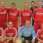 Die neu gegründete SG Remblinghausen/Meschede gewinnt ersten Ü32 Titel