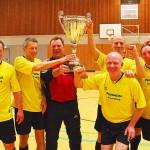 Hallenkreismeisterschaften der Ü32 im Ostkreis 2016