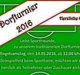 Das traditionelle Dorfturnier des FC 1920 Remblinghausen.