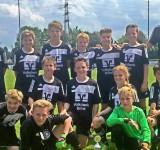 U 12 STP Brilon beim Wanderpokal-Turnier in Arnsberg