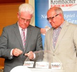 Krombacher-Pokalausslosung 2016/17