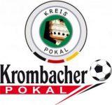 Viertelfinal-Auslosung im Krombacher Kreispokal