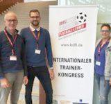 Der 60. Internationaler Trainer-Kongress (ITK) des Bundes Deutscher Fußball-Lehrer (BDFL) vom 24. bis 26. Juli 2017 in Bochum