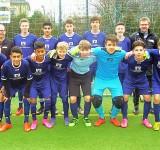Die C-Junioren U14/U15 des Stützpunktes Hochsauerlandkreis ausgeschieden.
