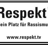 Fussballer setzen Zeichen für Respekt