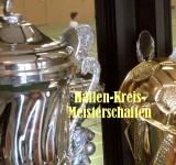 Endrunde der Hallenkreismeisterschften der A Junioren in Olsberg.