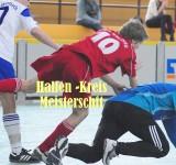 Hallenkreismeisterschaft der B Junioren in Bestwig.
