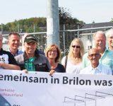 SV 20 Brilon feiert Tribüneneröffnung!