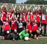 Erfolgreiche C Juniorinnen der JSG Cobbenrode/Dorlar-Sellinghausen
