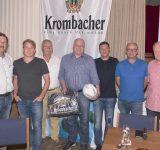"""Der Saal im Landhotel """"Schnier"""" in Scharfenberg war bis auf den letzten Platz gefüllt."""