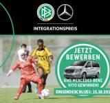Ausschreibung DFB-Integrationspreis für Vereine