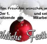 Frohe Weihnacht 2017