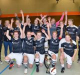 Frauen spielen ab Samstag um den westfälischen Hallentitel und mit dabei ist der SV Thülen