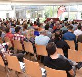 """1. FLVW-Vereinsforum: Mehr als 90 Vereinsvertreter beim """"Rendezvous"""" mit dem FLVW"""