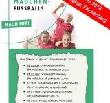 Tag des Mädchenfußball 2018