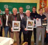 Verleihung des DFB-Ehrenamtspreises 2019