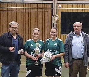 SV Thülen gewinnt die Hallenkreismeisterschaft der Frauen