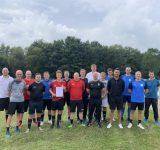 Trainerlehrgang in Corona Pause erfolgreich abgeschlossen
